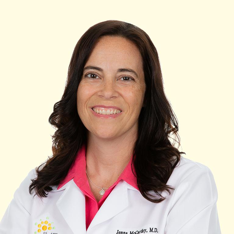 Jenna McCarthy, MD